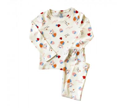 Пижама детская ПЖД-22 неваляшка
