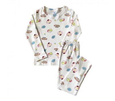 Пижама детская ПЖД-22 тучки