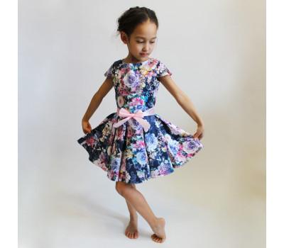 Платье для девочки арт. ПП-0028 (Полина)