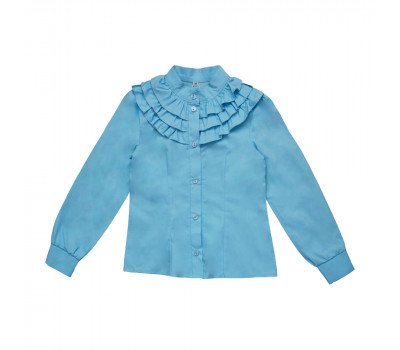 Блузка для девочек БД-006ДР