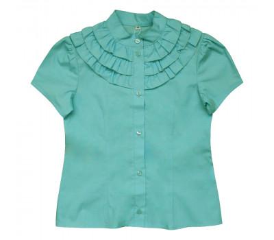 Блузка для девочек БД-006КР