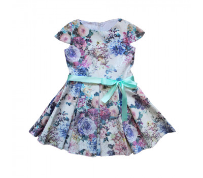 Платье для девочки арт. ПП-0028 (Полина-1)