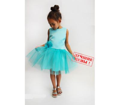 Платье для девочки арт.ПН-002Атл.пс01