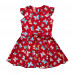 Платье для девочек ПП-0017 бабочки