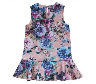 Платье для девочек ПП-007Жак15