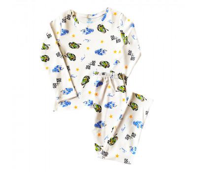 Пижама детская ПЖД-22 гонки