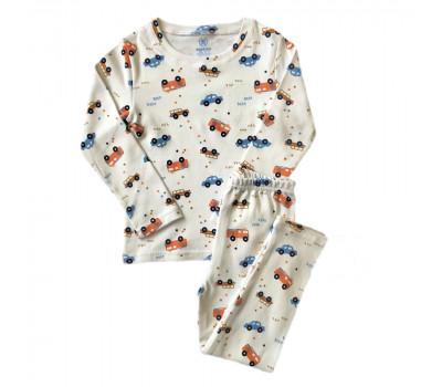 Пижама детская ПЖД-22 машинки