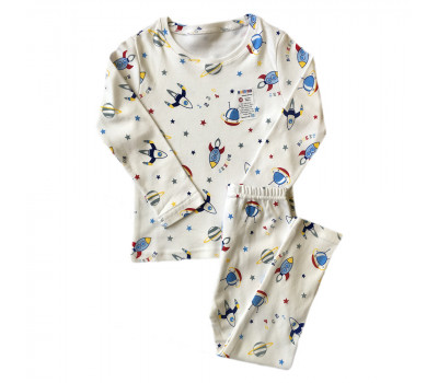 Пижама детская ПЖД-22 ракета