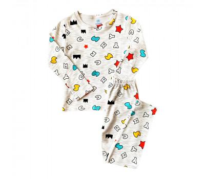 Пижама детская ПЖД-22 звезды