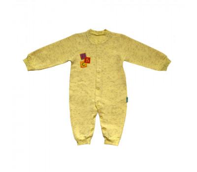 Комбинезон детский арт. КБ201 (утепленный)